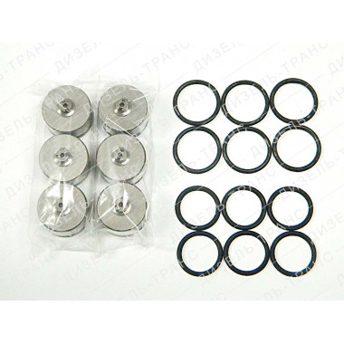 Ремкомплект замены нагнетательного клапана 323-1111002-11